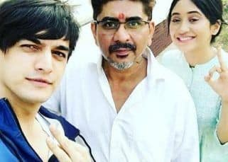Yeh Rishta Kya Kehlata Hai: Mohsin Khan and Shivangi Joshi aka Kartik and Naira move to Mumbai away from family? – view pics