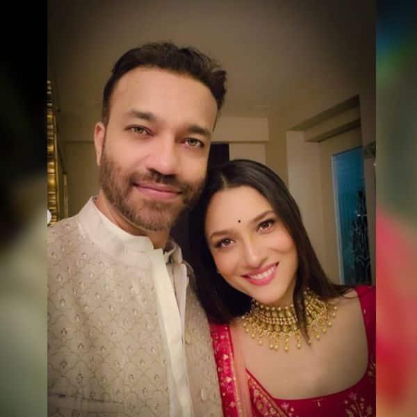 विक्की जैन के साथ बहुत खुश लग रही हैं अंकिता लोखंडे