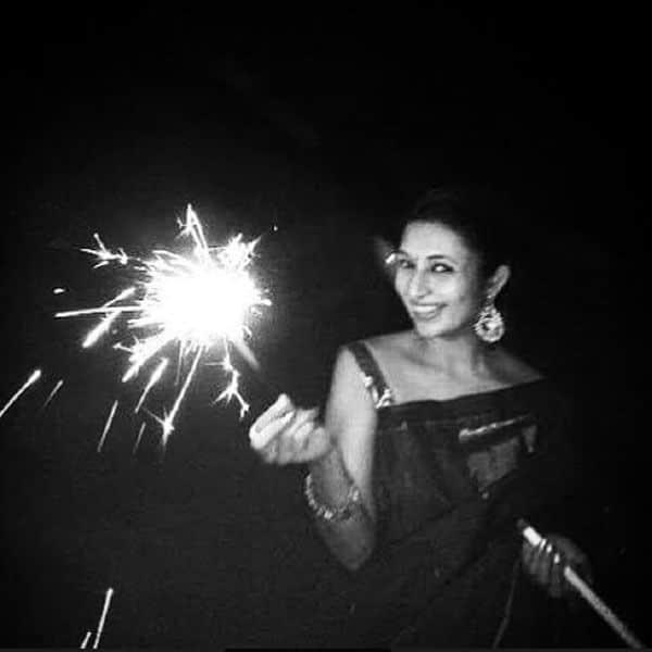दिव्यांका त्रिपाठी को पटाखों से नहीं लगता है डर