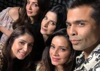 Karan Johar gives an epic reaction to a troll who compares him with Bollywood wives — read tweet