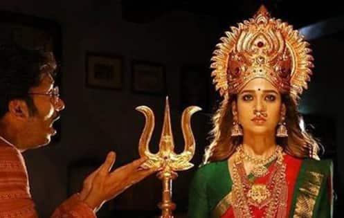 RJ Balaji and Nayanthara shine in this entertaining but predictable film
