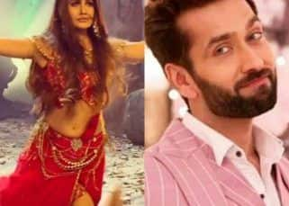 Naagin 5: Surbhi Chandna leaves her Ishqbaaaz co-star Nakuul Mehta amazed as she nails her first knee spin