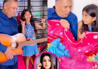 'How cutee,' Shehnaaz Gill is all hearts for Juhi Parmar's daughter, Samairra, as she dance to Shona Shona with her Nanaji — watch video