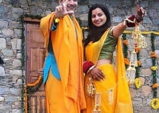 Mirzapur 2 actor Priyanshu Painyuli opens up about getting married to long-time girlfriend Vandana Joshi in Covid era