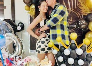Happy birthday, Prince Narula: Wife Yuvika Chaudhary shares INSIDE pics from her hubby's birthday bash, and they're all things LOVE