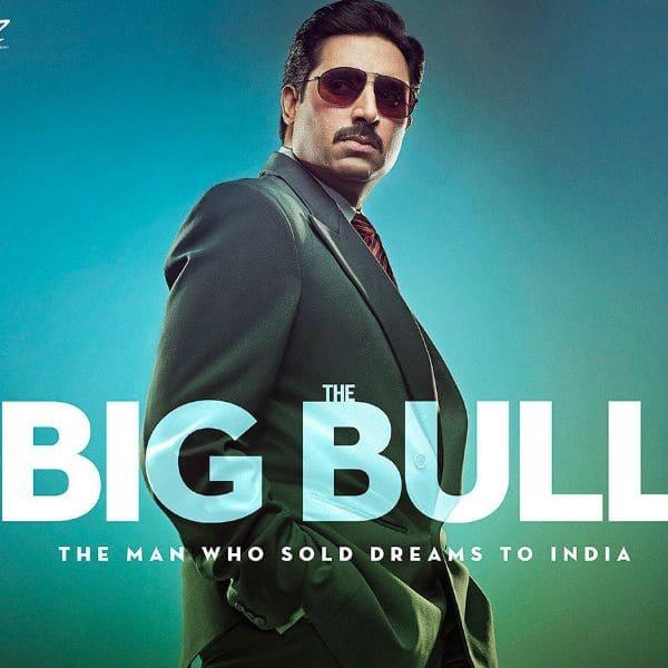 The Big Bull, Amitabh Bachchan