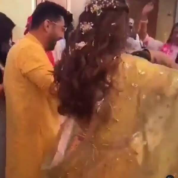 प्री-वेडिंग फंक्शन में जमकर नाचे जैद दरबार और गौहर खान (Gauahar Khan)