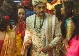 FIRST PICS! Aditya Narayan looks dapper as he brings his baraat to marry Shweta Agarwal