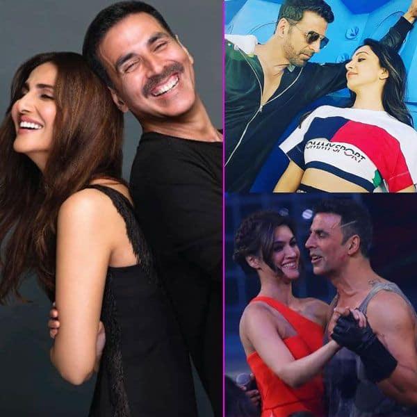 इन एक्ट्रेसेस के साथ Akshay Kumar करते हैं ऑनस्क्रीन रोमांस