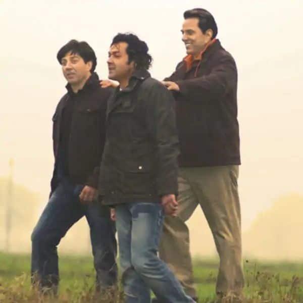 Apne 2, Dharmendra, Sunny Deol, Bobby Deol