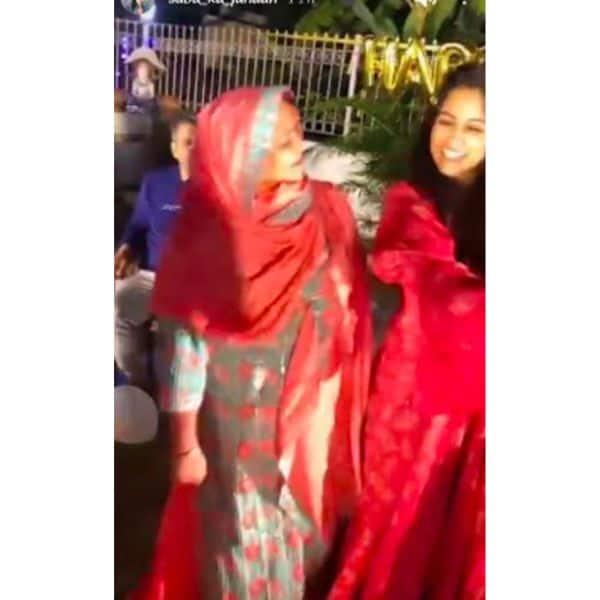 सासू मां के साथ दीपिका कक्कड़ (Dipika Kakar) ने लगाए ठुमके