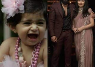 KGF star Yash's baby girl Arya turns two; mom Radhika Pandit pens a note for the little angel