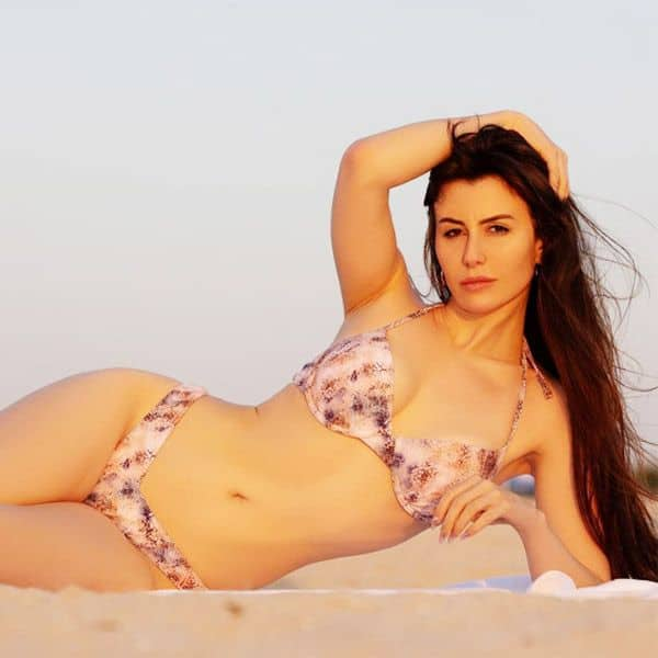 इटैलियन मॉडल हैं जॉर्जिया एंड्रियानी
