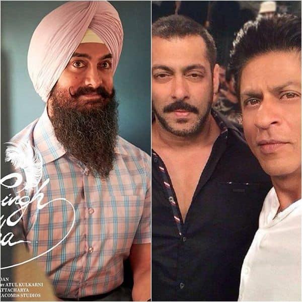 Laal Singh Chaddha, Aamir Khan, Salman Khan, Shah Rukh Khan