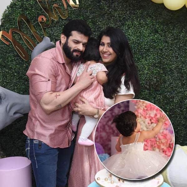 करण पटेल (Karan Patel) ने मनाया बेटी का जन्मदिन