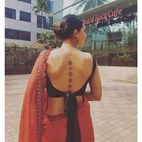पवित्रा पुनिया (Pavitra Punia) के टैटू से नहीं हटेंगी निगाहें