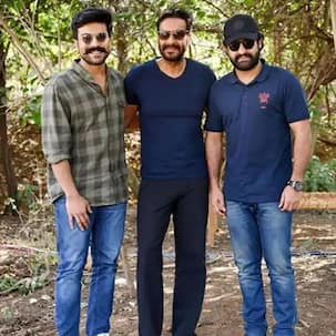 RRR: SS Rajamouli gears up to shoot back-to-back schedules of the Ram Charan-Jr. NTR starrer