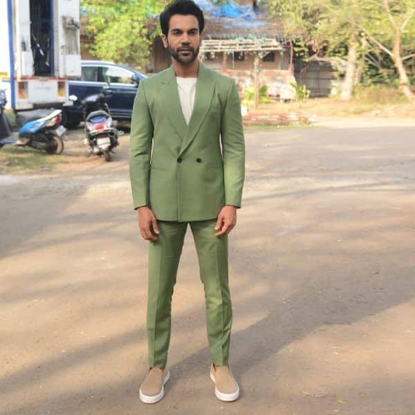 Rajkummar's outfit