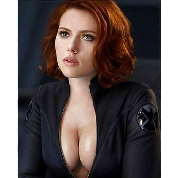 Pretty Scarlett