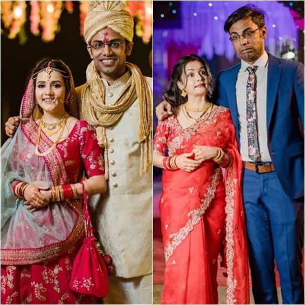 Sulagna Panigrahi and Biswa Kalyan Rath tie the knot