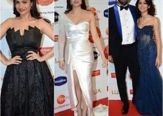 Zee Rishtey Awards 2020: From Ankita Lokhande-Shraddha Arya to Shabir Ahluwalia-Sriti Jha, TV stars shine on the red carpet