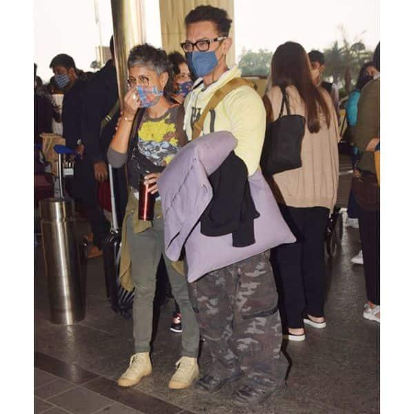 ऐसा दिखा आमिर खान (Aamir Khan) का अंदाज