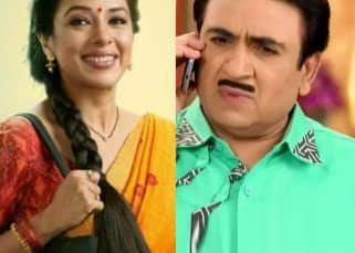 Taarak Mehta Ka Ooltah Chashmah's Jethalal BEATS Anupamaa to become the most loved fictional character on social media