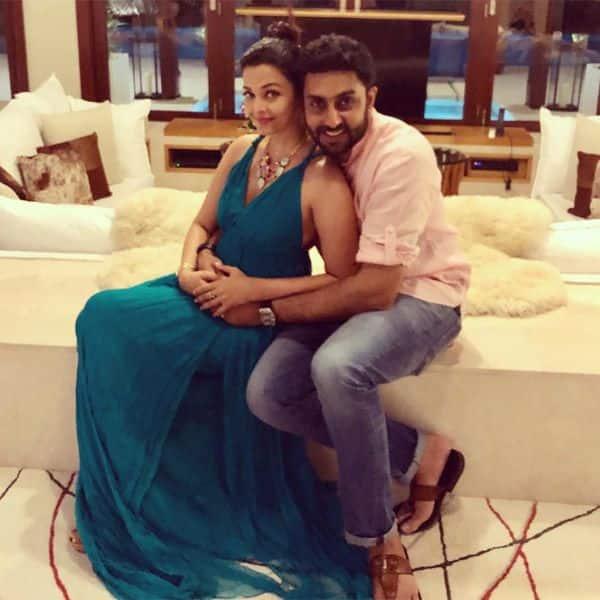 Abhishek Bachchan-Aishwarya Rai Bachchan