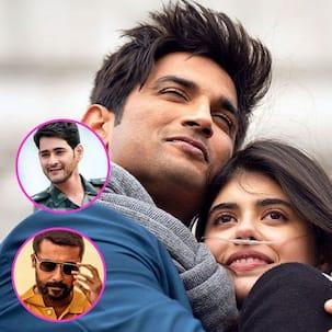 Sushant Singh Rajput's Dil Bechara BEATS Soorarai Pottru and Sarileru Neekevvaru to become the most tweeted movie hashtag of 2020