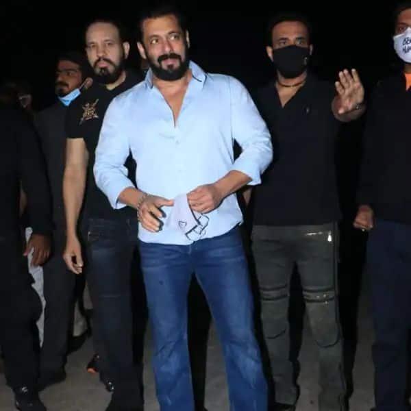 ऐसा दिखा सलमान खान (Salman Khan) का अंदाज
