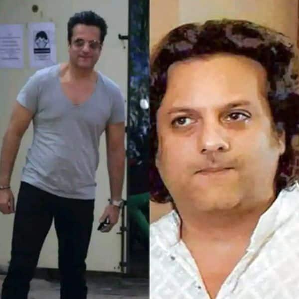Fardeen Khan's physical transformation