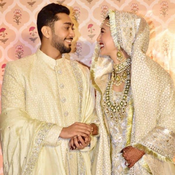 एक दूजे में खोए दिखे गौहर खान और जैद दरबार  (Gauahar Khan and Zaid Dardar)