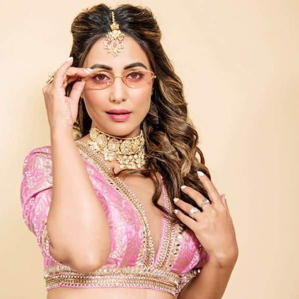 हिना खान (Hina Khan) ने दिखाया टशन