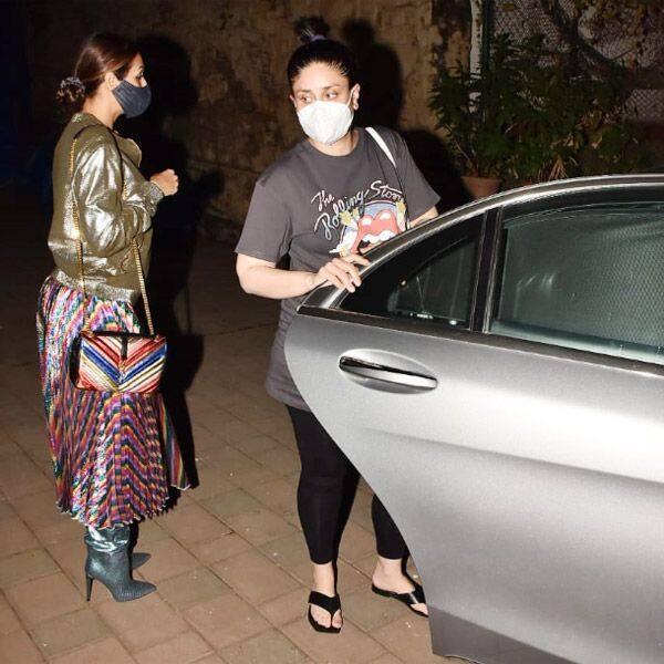 करीना कपूर (Kareena Kapoor Khan) ने मीडिया के आगे छिपाया बेबी बंप