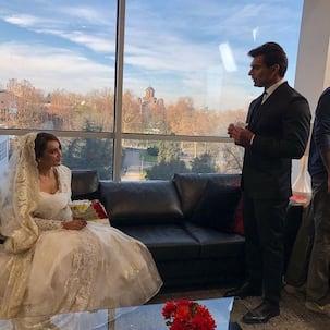 Qubool Hai 2.0: Karan Singh Grover and Surbhi Jyoti begin shooting of their romantic-drama web-series