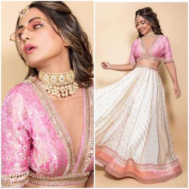 अक्षरा बनकर नया साल मनाएंगी हिना खान (Hina Khan)