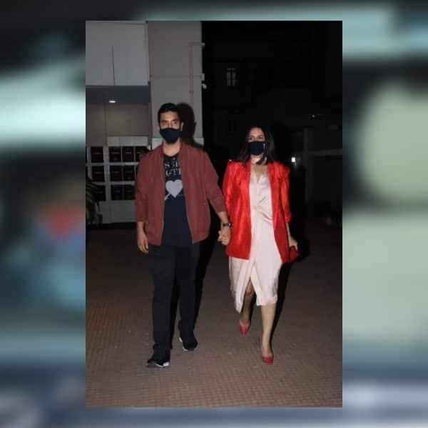 नेहा धूपिया और अंगद बेदी (Neha Dhupia and Angad Bedi)