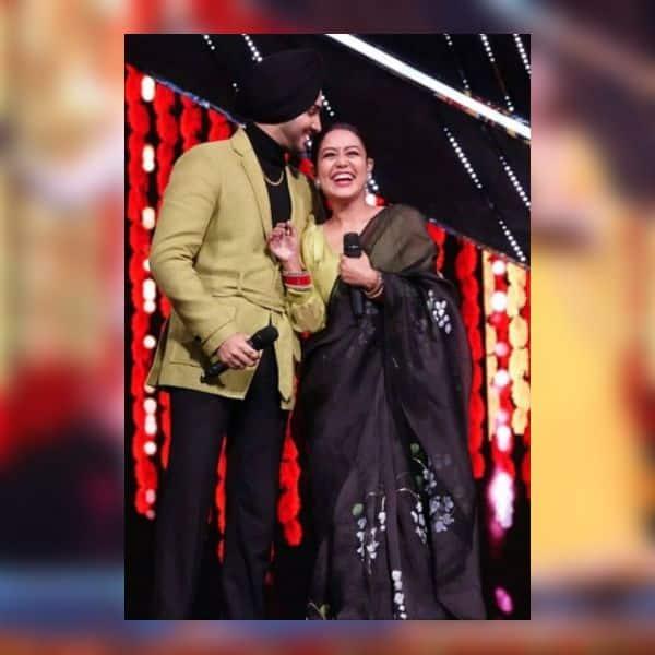रोहनप्रीत (Rohanpreet Singh)  संग रोमांस करती दिखीं नेहा कक्कड़ (Neha Kakkar)