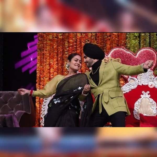 नेहा कक्कड़ (Neha Kakkar) ने मिलाई पति के साथ ताल