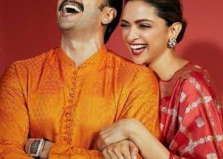 'Deepika Padukone ki mala kyu pehen rakhi hai,' netizens ask Ranveer Singh for wearing a   pearl neck piece