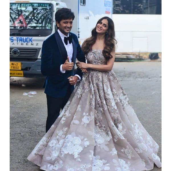 Riteish and Genelia Deshmukh – the IT couple