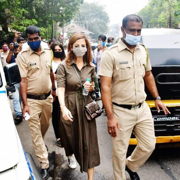 इसीलिए पुलिस स्टेशन पहुंची थी सुजैन खान
