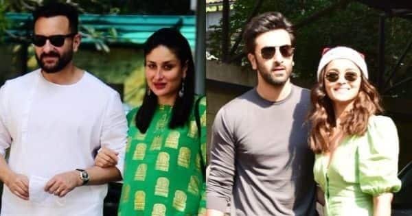 Kapoor's Christmas lunch party: Ranbir Kapoor-Alia Bhatt, Aadar Jain-Tara Sutaria, Saif Ali Khan-Kareena and - Bollywood Life