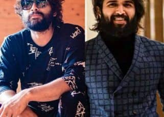 Allu Arjun looks 'stunning' in a pair of sunglasses gifted by Vijay Deverakonda from his clothing line
