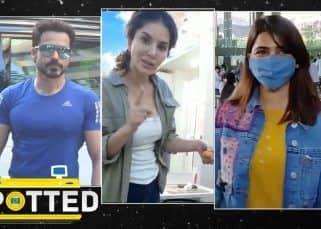 #CelebSpotted:  डांस क्लास के बाहर दिखीं Alia Bhatt, Sunny Leone ने लिए मुंबई में पानी-पुरी के मजे, देखें वीडियो
