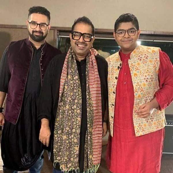 दो बेटों के बाप हैं शंकर महादेवन