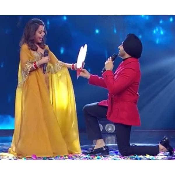 नेहा कक्कड़ से रोहनप्रीत सिंह ने कही दिल की बात