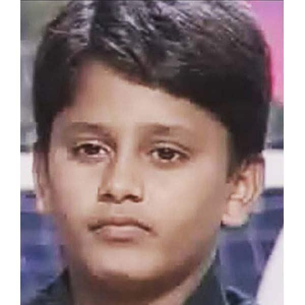 बचपन में काफी क्यूट थे राहुल वैद्य (Rahul Vaidya)