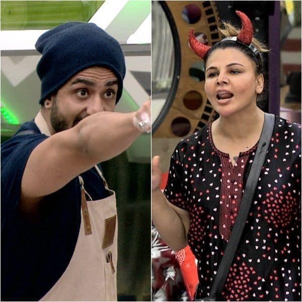 Bigg Boss 14, Day 100, Live Updates: Aly Goni, Eijaz Khan, Rahul Vaidya up in arms against captain Rakhi Sawant