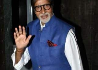 Amitabh Bachchan writes about undergoing a surgery in his blog